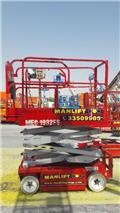 MEC 1932 ES, 2008, Ollós emelőkosarak