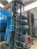 Lemken Compact-Solitair 9/600 K K, 2012, Drillmaschinenkombination