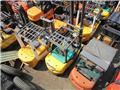 Komatsu 30, 2012, डीजल ट्रकों