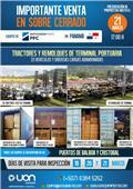 Tractores Y Remolques de de terminal portuária, Терминальные тягачи