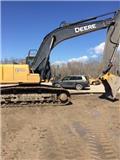 John Deere 270 D LC, 2007, Crawler Excavators