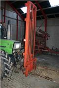 4m byggelift med ballespyd XXX, 1995, Andet læsse- og graveudstyr