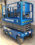 Genie GS 2646, Scissor Lifts