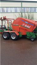Orkel GP1250, 2001, Rundbalspressar
