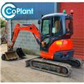 Kubota U 25-3, 2014, Mini Excavators <7t (Mini Diggers)