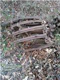 Gąsienice Timberjack John deere 810 700/45/22.5 Tr, 2010, Retězy /Pásy