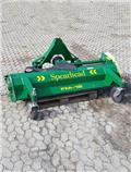Spearhead FM 18, 2007, Andre have & park maskiner