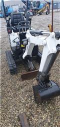 Bobcat E 10, 2012, Mini excavators < 7t (Mini diggers)