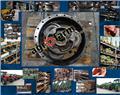 Steyr CVT, Profi, Multi 9190, 9160, 9180, 9200, Skrzynia biegów
