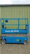 Genie GS 2032, 2008, Scissor Lifts