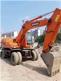 Doosan DH 150 W-7, 2013, Excavadoras de ruedas