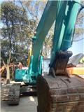 Kobelco SK 330, Excavadoras sobre orugas
