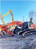 Hitachi ZX 225 USR, 2012, Crawler excavator