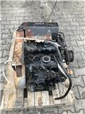 Yanmar 3TNC78-RA1C, Motorok