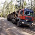 MAN TGA26.480, 2005, Nákladné vozidlá na prepravu dreva