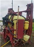 Hardi Master 1200, 2005, Mounted sprayers