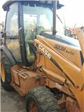 CASE 580 M, 2007, Mga Backhoe loader