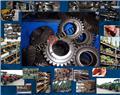 Deutz-Fahr DX, 85, 86, 90, 92, 110, 120, 140, 145, 160, 230, Getriebe