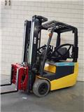 Nissan G1N1L20T, 2009, Electric Forklifts