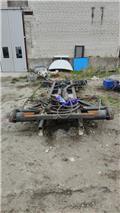 HMF Cabellift 2012 tf324, 2012, Sunkvežimiai su keliamuoju kabliu