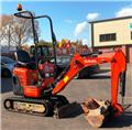 Kubota U 10-3, 2015, Mini excavators < 7t (Mini diggers)
