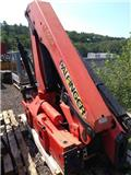 Palfinger PK 15002, 2004, Macara teren accidentat