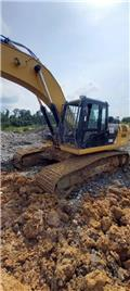 Caterpillar 330 D, 2017, Crawler Excavators