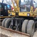 Komatsu PW 160, 2013, Excavadoras de ruedas