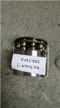 Liebherr FMV225, Hidráulicos