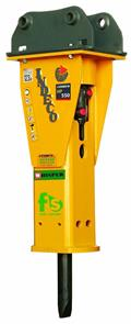 Indeco HP 550 FS, 2021, Hammers / Breakers