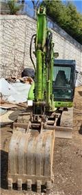 Hyundai Robex 55, 2004, Excavadoras sobre orugas