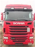 Scania Hakenlift R440, 2013, Horgos rakodó teherautók