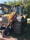 Huddig 1260 B, 2010, Backhoe loaders