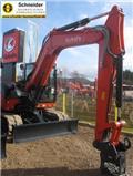 Kubota KX 080-4, 2020, Midi excavators  7t - 12t