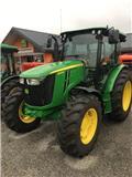 John Deere 5100 M, 2014, Traktorer