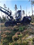 Logset 6HP, 2014, Harvesters