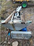 Rotage Agri Spannmålsskruv, Peralatan penyalur