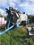 Hill HT15000, Slurry tankers