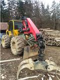 LKT 150, 2016, Lesní kolové traktory