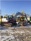 Takeuchi TB1140, 2006, Crawler Excavators