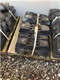 Bridgestone Rubber Blocks, Catene, cingoli e sottocarro