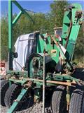 velke mezirici, Otros equipos para cosechadoras de forraje