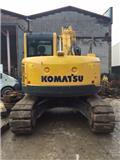 Komatsu PC 138 US-8, 2010, Crawler excavators