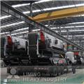 Liming Y3S1860 MOBILE VIBRATING SCREEN, 2014, 이동식 선별기