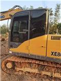 XCMG XE80, 2018, Excavadoras sobre orugas