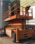 Liftlux SL205-25, 2000, Scissor Lifts