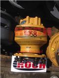 Poclain Silnik Motor MSE08-1-125-R08, Hydraulikk