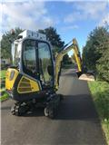 Wacker Neuson ET18, 2016, Mini Excavators <7t (Mini Diggers)