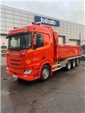 Scania R 520, 2018, Tipper trucks
