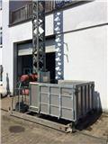 Other Lastbühne Zahnstangenaufzug Aloys Zeppenfeld, 1992, Warehouse equipment - other